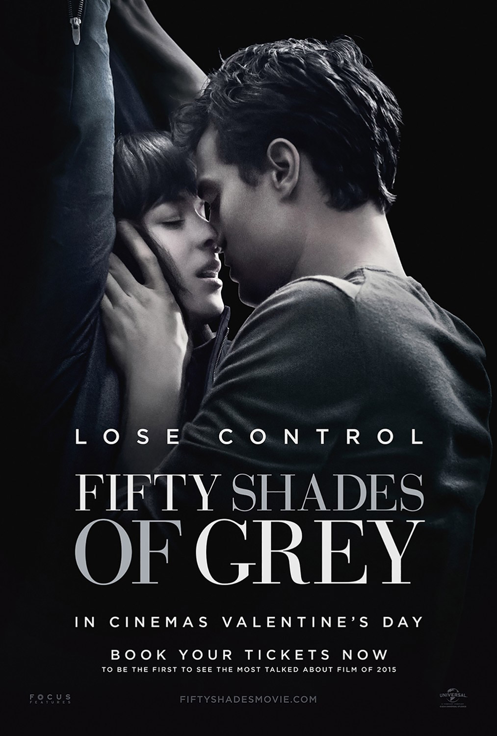 Fifty shades of grey 2015 news clips quotes trivia for Fifthy shade of grey