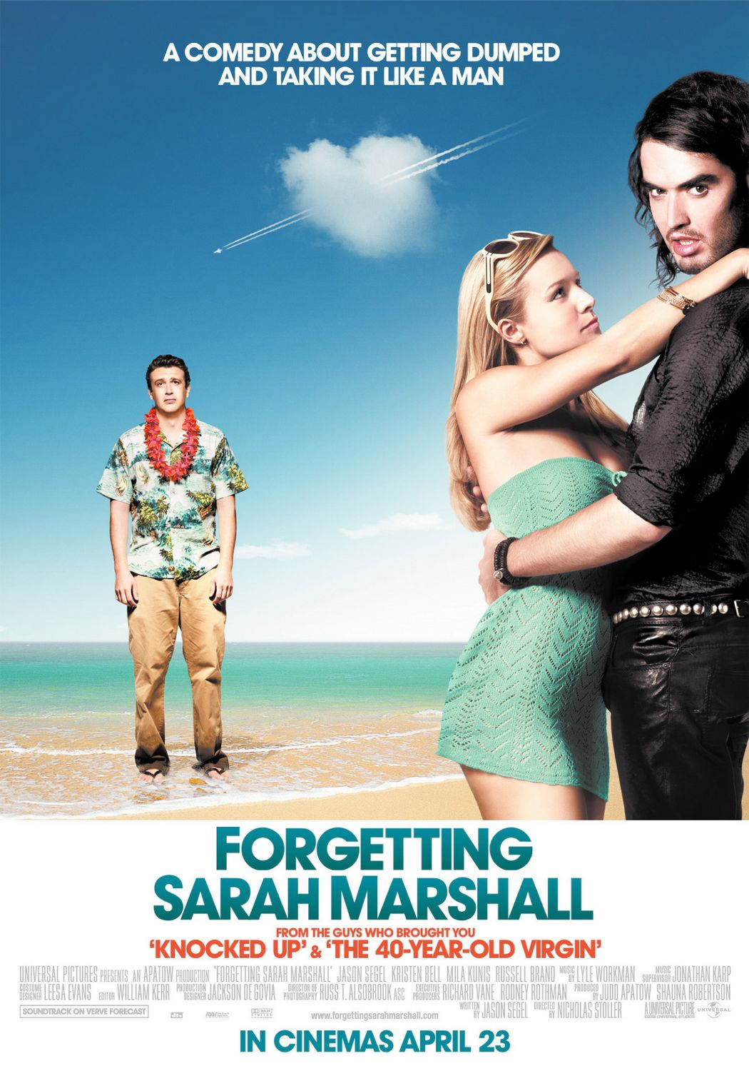 Forgetting Sarah Marshall (2008), News, Clips, Quotes ...