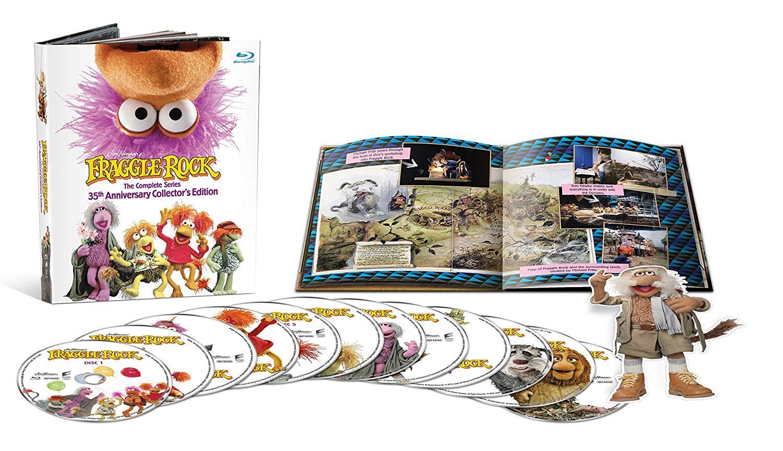 Fraggle Rock Blu-ray Box Set