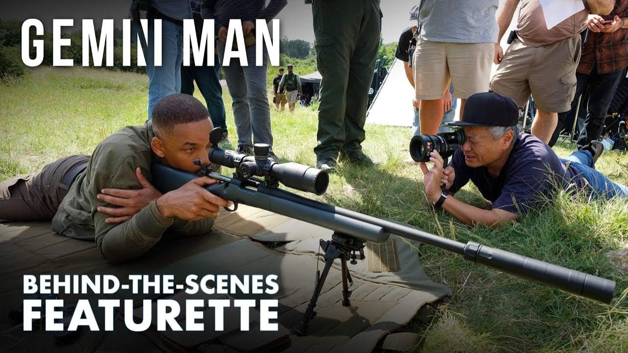 Gemini Man Behind The Scenes Featurette Movie Interviews