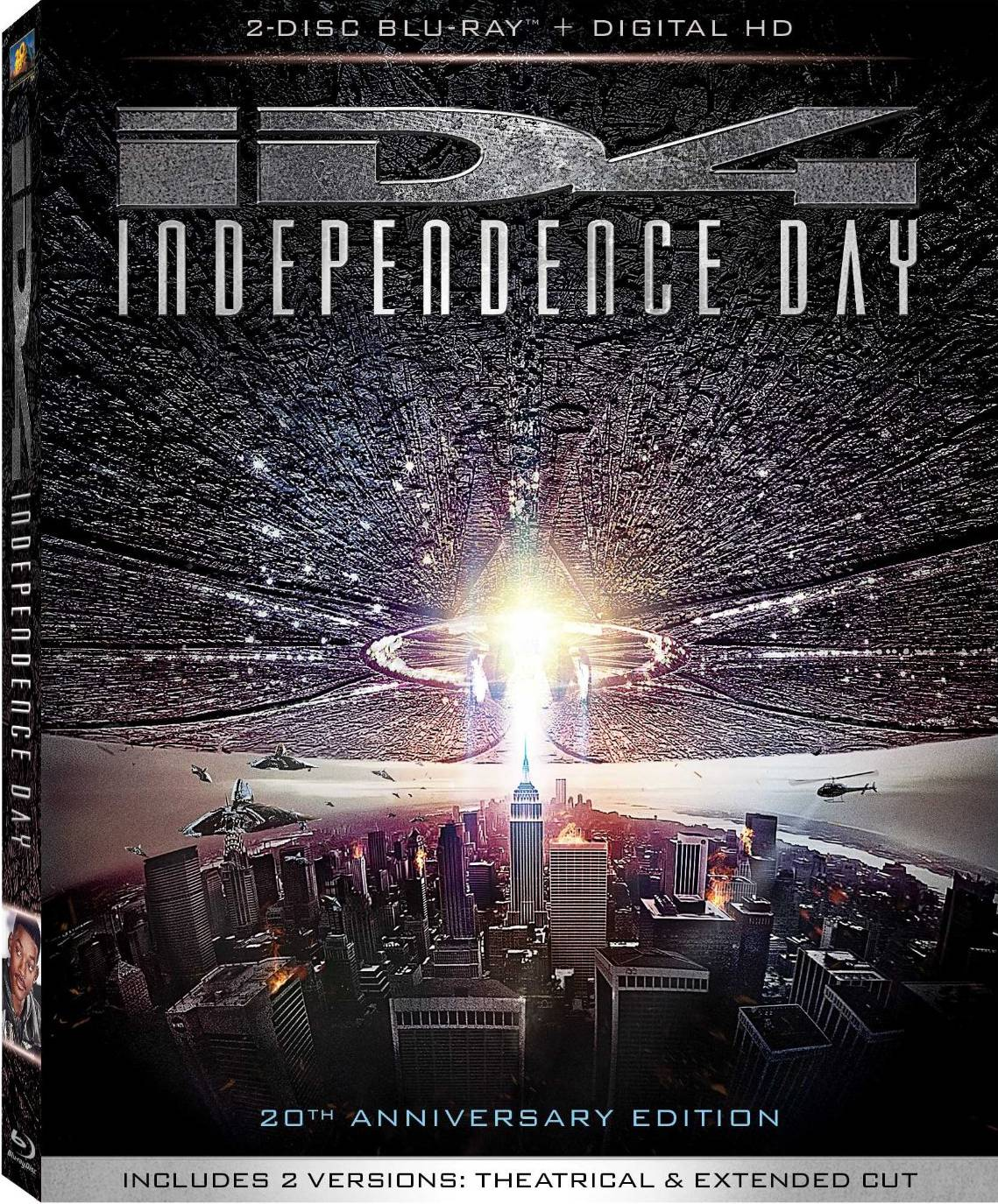 Independence Day Bluray Review, Independence Day  FlickDirect