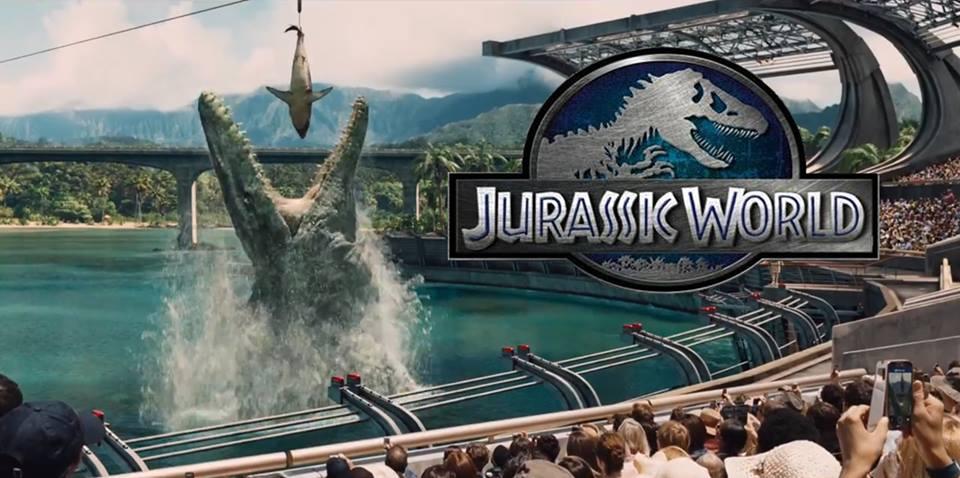 Jurrassic park 4 movie