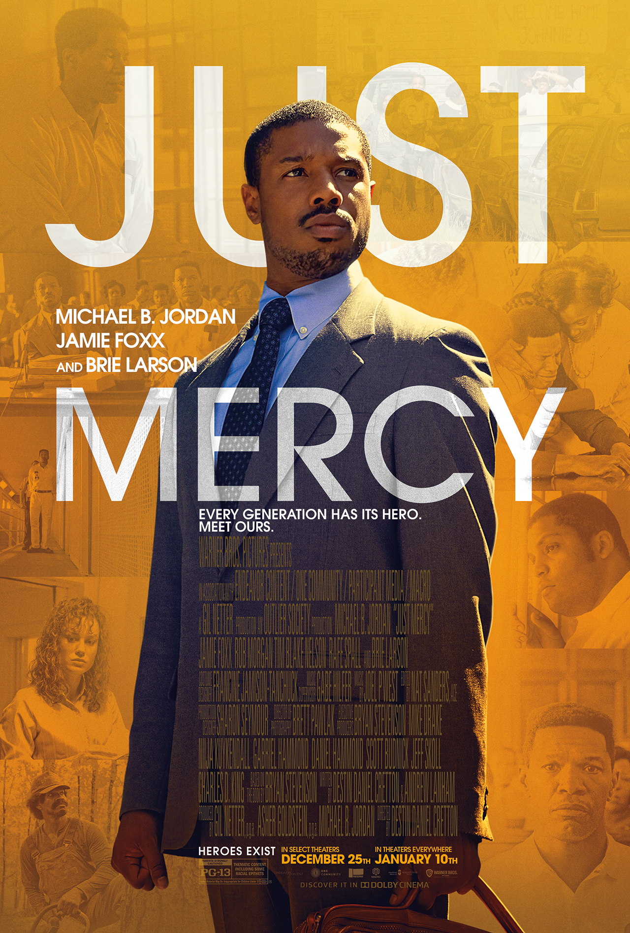 Image result for just mercy movie