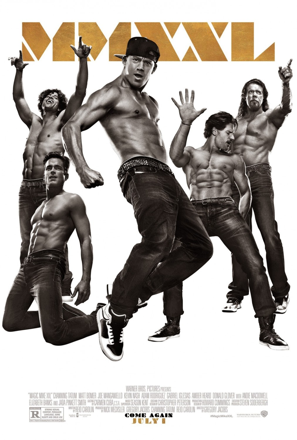 magic mike xxl 2015 news clips quotes trivia easter eggs flickdirect movie database. Black Bedroom Furniture Sets. Home Design Ideas