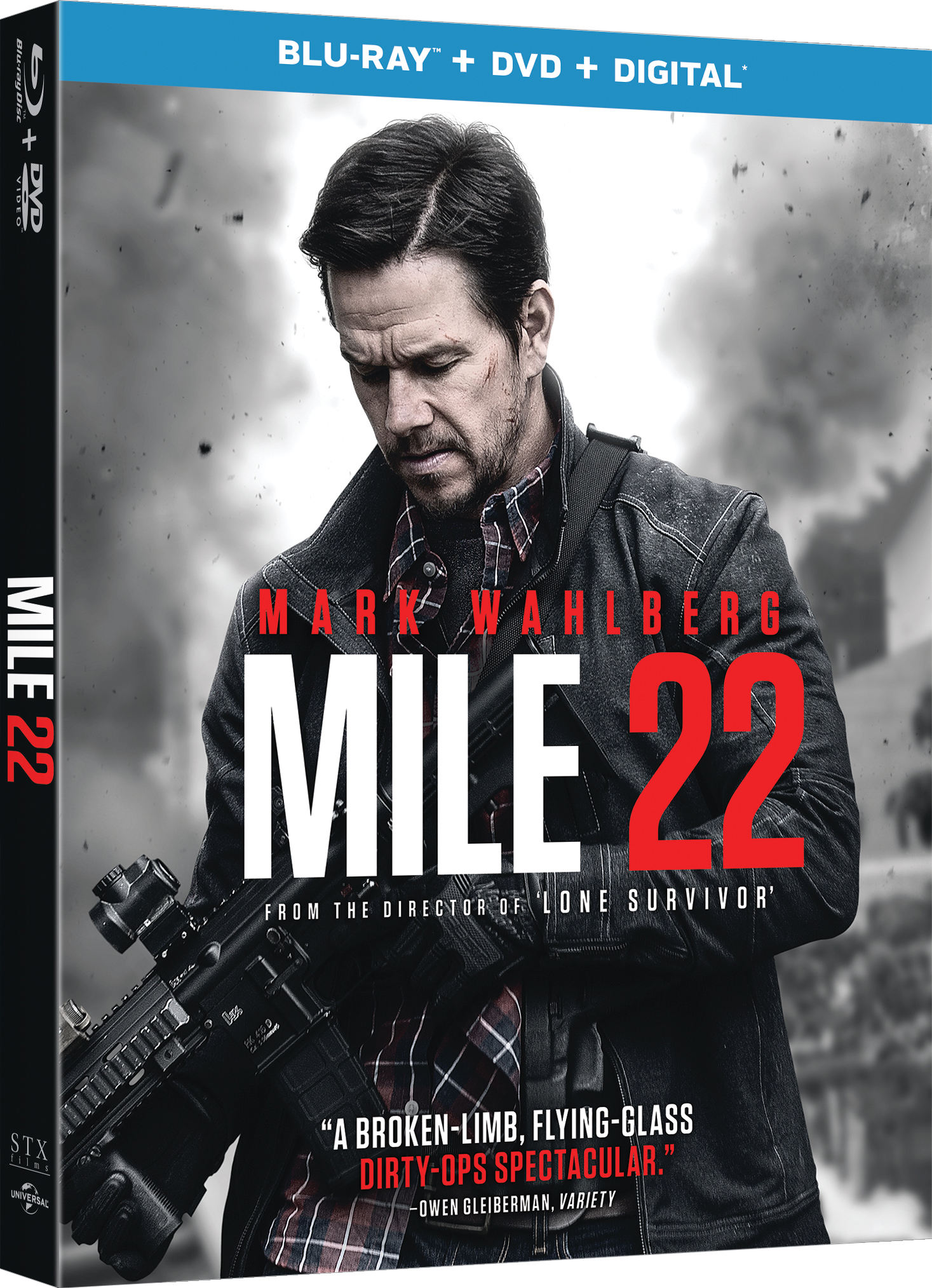 The 22 Best Fashion Blogs Of 2016: Mile 22 Blu-ray Review, Mile 22 (2018), Movie Review
