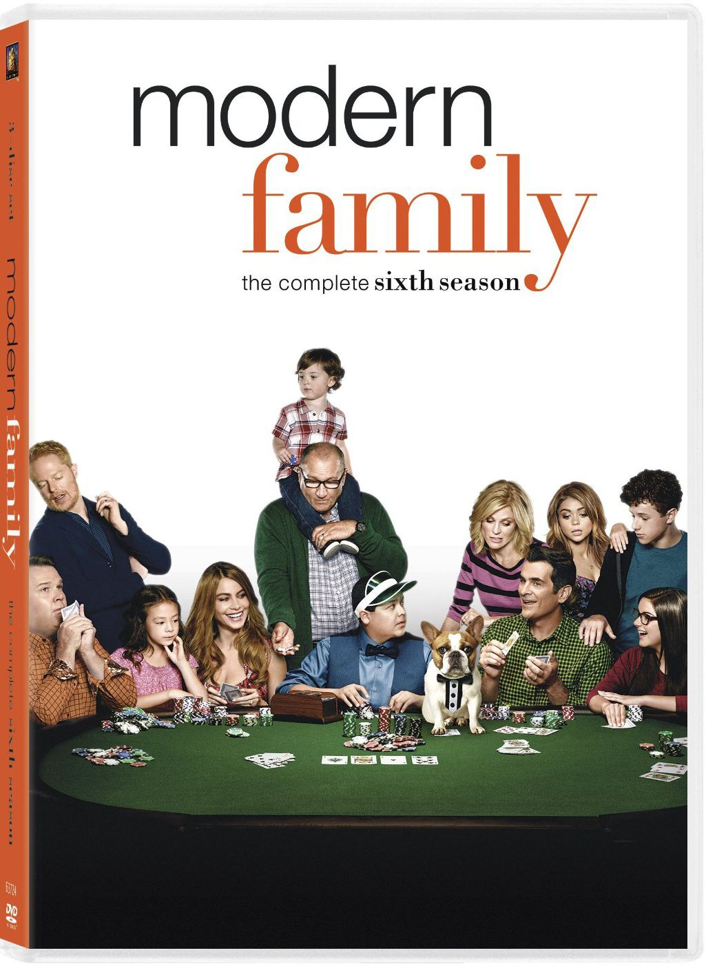 modern family the complete sixth season dvd review modern family flickdirect