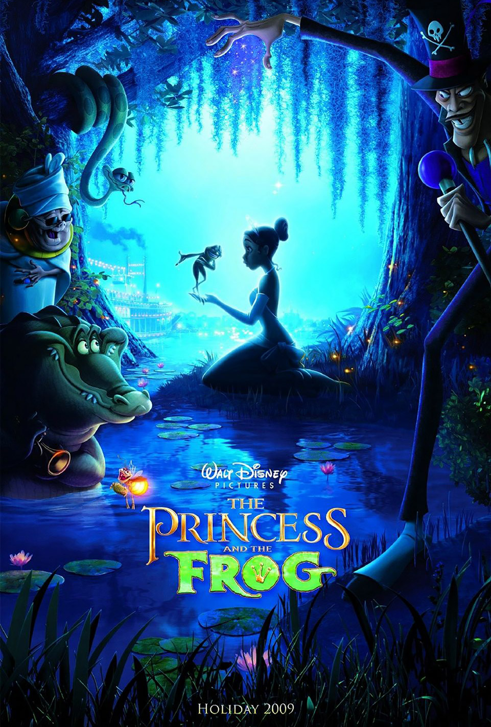 The Princess And The Frog Review The Princess And The