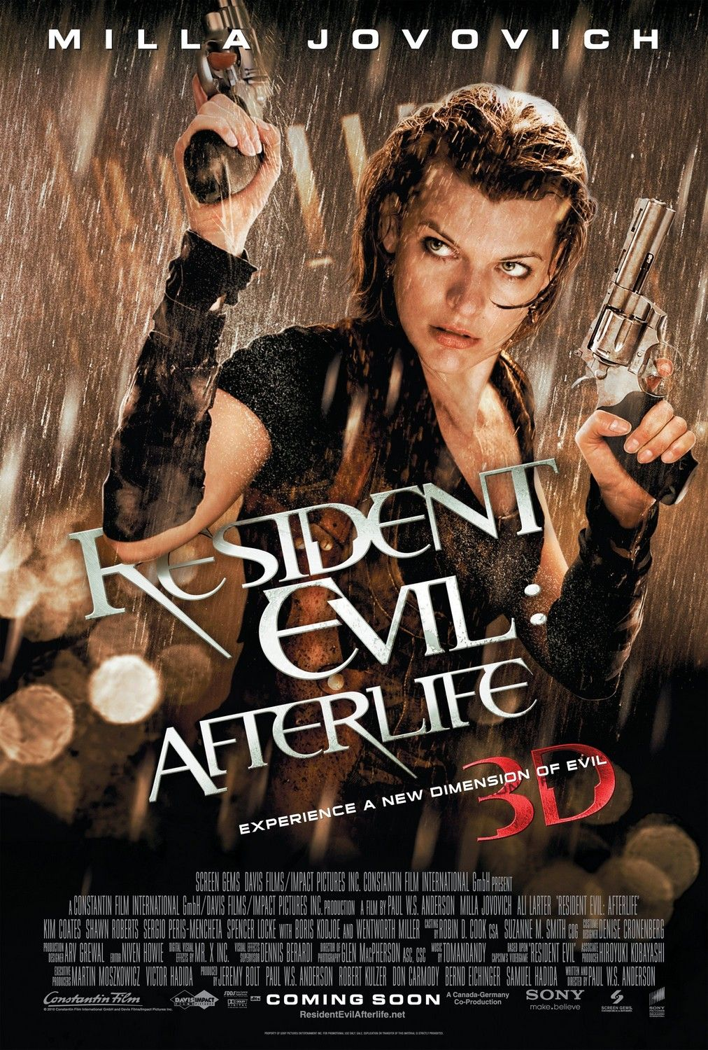 Watch Resident Evil Afterlife Online - Full Movie from - Yidio