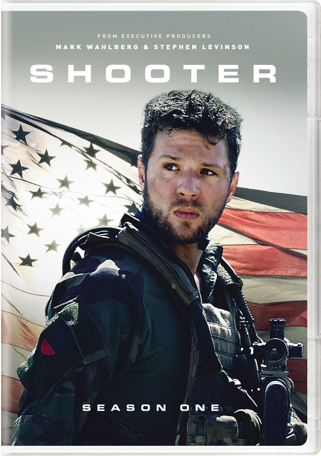 shooter the complete first season dvd review shooter 2016 flickdirect. Black Bedroom Furniture Sets. Home Design Ideas