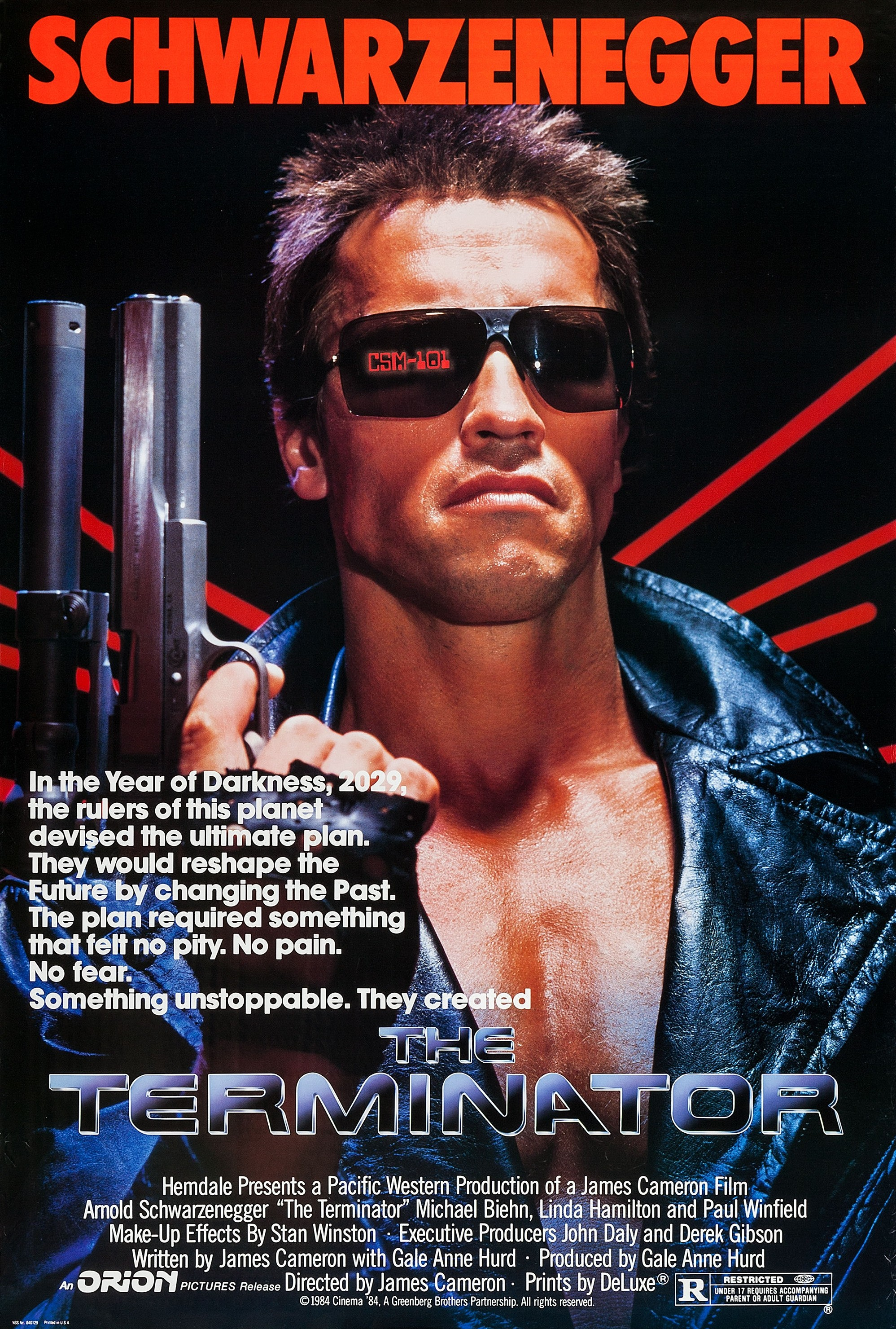 The Terminator (1984), News, Clips, Quotes, Trivia, Easter ...