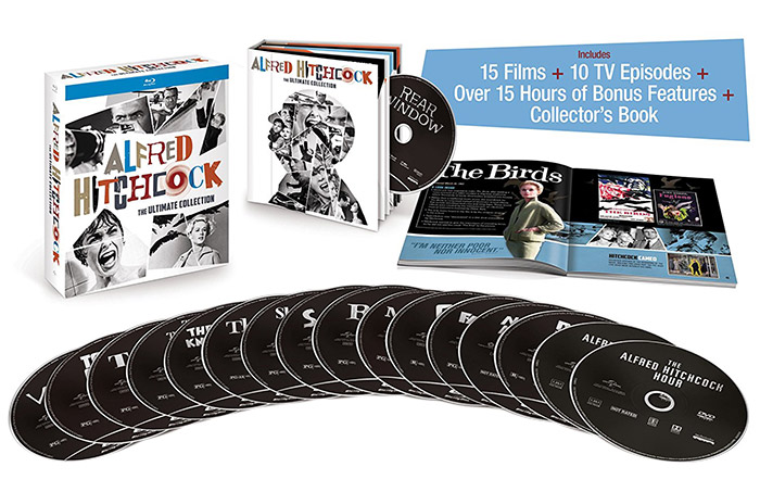 Alfred Hitchcock: The Ultimate Collection