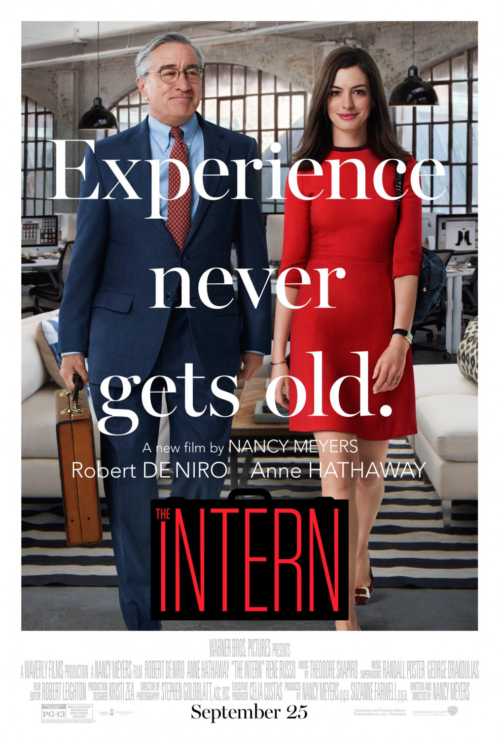 the internship movie generational gap analysis Administrative and management opportunities interested in learning the business-side of nih whether your interest is in budget/finance, project management, grants management, or human resources, the nih offers unexpected opportunity in administrative and management careers.