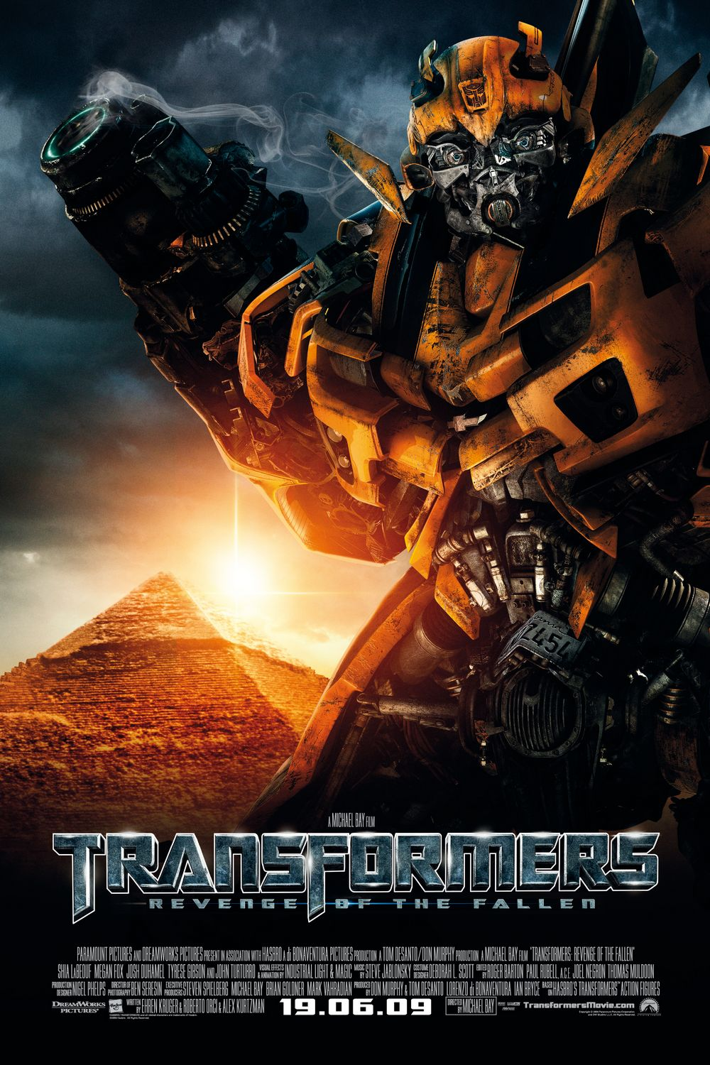 Transformers: Revenge of the Fallen Review, Transformers ...