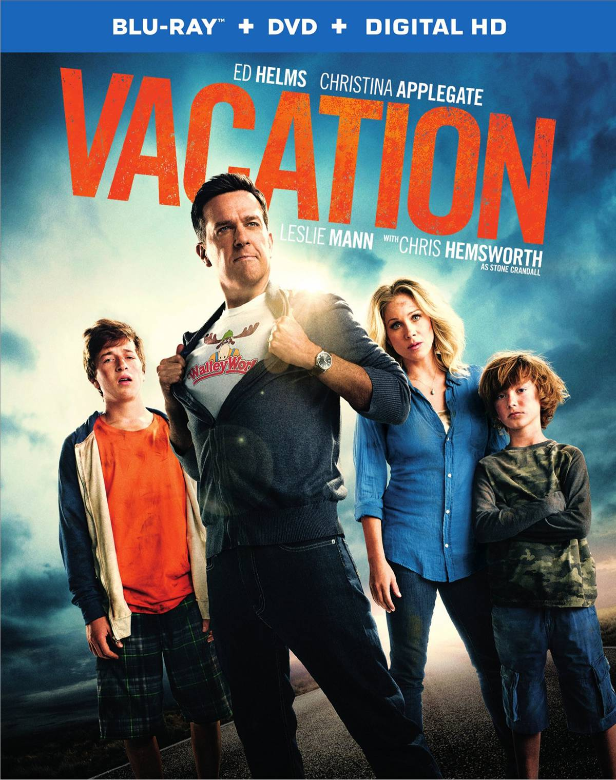 Griswold Family Vacation: Vacation Blu-ray Review, Vacation
