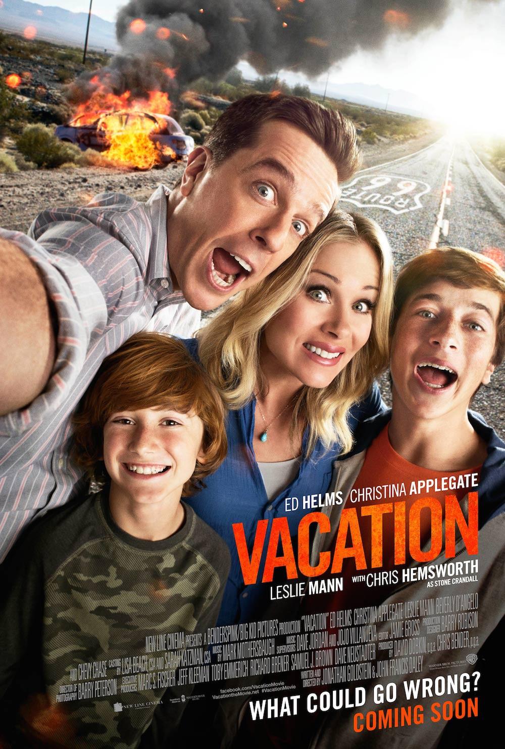 Family Vacation Movie