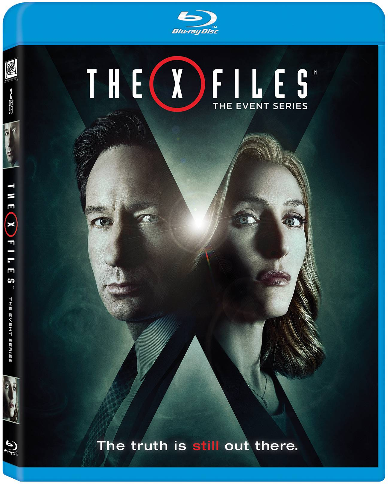 the xfiles miniseries bluray review the xfiles